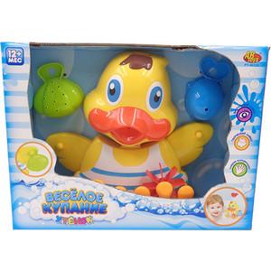 Игрушки для ванной Abtoys Утенок-мельница Веселое купание (PT-00538)