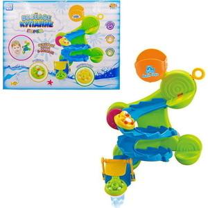 Игрушки для ванной Abtoys Горка Веселое купание (PT-00540)