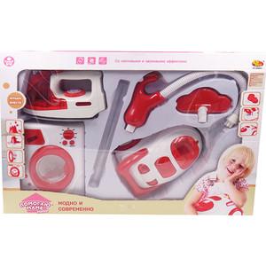 Игровой набор Abtoys для стирки, глажки и уборки Помогаю маме, (PT-00827)
