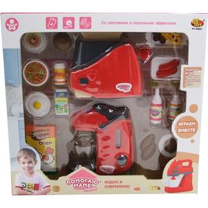 Игровой набор Abtoys Кухонная техника с продуктами Помогаю Маме (PT-00661(WK-C0295))