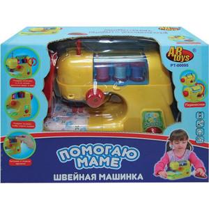 Игровой набор Abtoys Швейная машинка Помогаю Маме (PT-00095(08001))