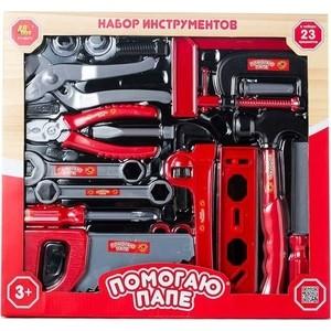 Игровой набор Abtoys инструменты Помогаю Папе, 23 предмета (PT-00273)