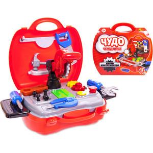Игровой набор Abtoys Инструменты Чудо-чемоданчик, 19 предметов (PT-00457)
