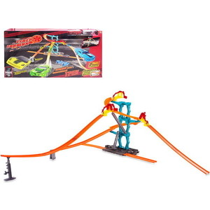 Игровой трек Abtoys Гоночная машина в наборе Супер Гонщик (C-00229)