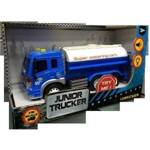 Машинка электромеханическая Dave Toy Ltd. Водовоз 1:16, (33014)