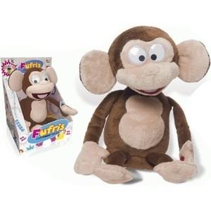 Интерактивная игрушка IMC Toys Обезьянка Fufris коричневая (93980)