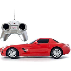 Машинка радиоуправляемая Rastar 1:24 Mercedes SLS AMG, 19 см (40100)