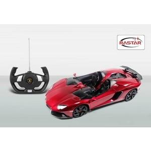 Машинка радиоуправляемая Rastar 1:12 Lamborghini Aventador J (57500)