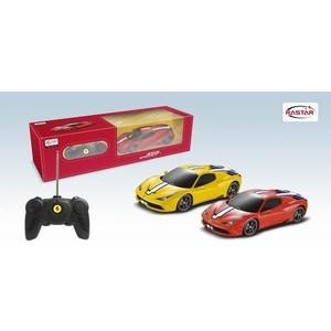 Машинка радиоуправляемая Rastar 1:24 Ferrari 458 Speciale A (71900)