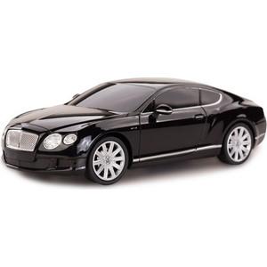 Машинка радиоуправляемая Rastar 1:24 Bentley Continental GT speed, цвет черный 27MHZ (48600B)