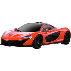 Машинка радиоуправляемая Rastar 1:24 McLaren P1, цвет оранжевый 40MHZ (75200O)