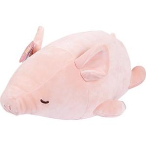Мягкая игрушка Yangzhou Свинка розовая, 27 см (M2020)