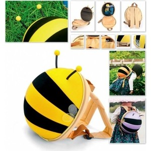 Ранец детский Bradex ПЧЕЛКА желтый ранец детский пчелка оранжевый de 0184 page 3