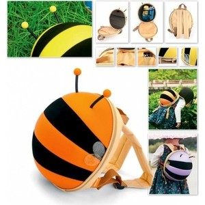 Ранец детский Bradex ПЧЕЛКА оранжевый ранец детский пчелка оранжевый de 0184 page 3