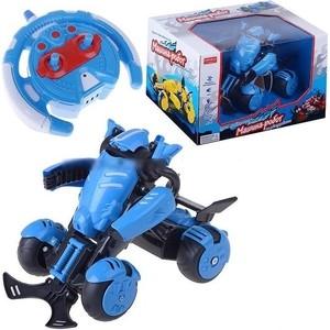 Машина-робот FullFunk на радиоуправлении, свет, звук, ручная трансформация, ZYB-B0555-2 - М50003