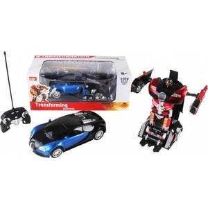 Радиоуправляемый трансформер MZ Model 1:14 Bugatti Veyron Meizhi - 2315P