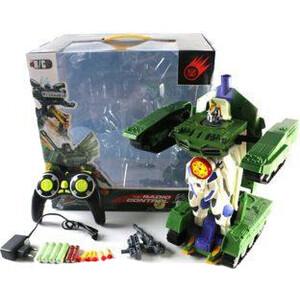Трансформер радиоуправляемый Shantou Gepai *Робот-танк* (свет, звук) - W298-19 цены