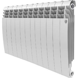 Радиатор отопления ROYAL Thermo алюминиевый Biliner Alum 500 12 секций