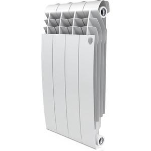 Радиатор отопления ROYAL Thermo алюминиевый Biliner Alum 500 4 секции