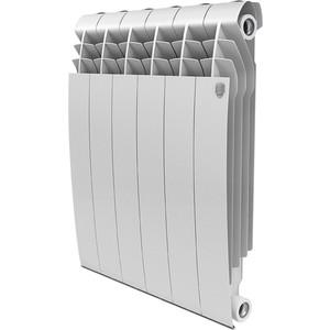 Радиатор отопления ROYAL Thermo алюминиевый Biliner Alum 500 6 секций