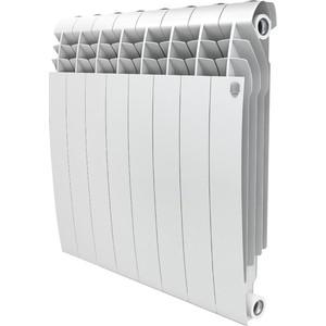 Радиатор отопления ROYAL Thermo алюминиевый Biliner Alum 500 8 секций