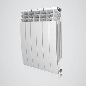 Радиатор отопления ROYAL Thermo биметаллический Vittoria+ 500 4 секции радиатор алюминиевый konner lux 4 секции 500 80