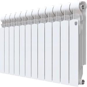Радиатор отопления ROYAL Thermo биметаллический Indigo Super 500 12 секций радиатор биметаллический konner 12 секций 500 80