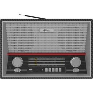 цена на Радиоприемник Ritmix RPR-102 black