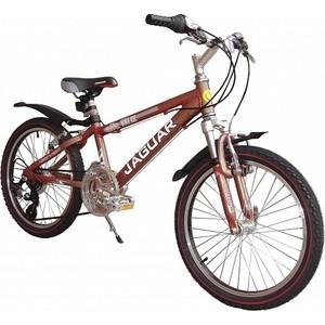 Велосипед 2-х колесный Funny Scoo MS-A2018 Alfa 18ск. браун фото