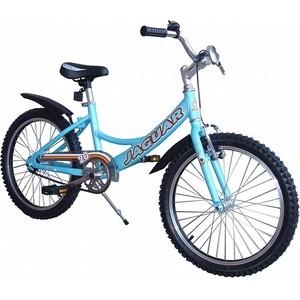 Велосипед 2-х колесный Funny Scoo MS-A202 Alu голубой
