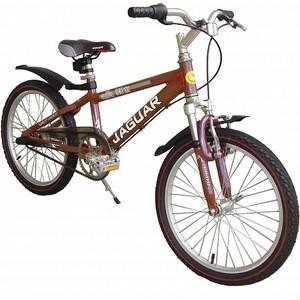Велосипед 2-х колесный Funny Scoo MS-A203S Alfa 3ск фиолетовый
