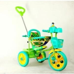 Велосипед трехколесный Funny Scoo MS-0745/1 зеленый