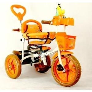 Велосипед трехколесный Funny Scoo MS-0745/1 коричневый