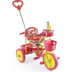 Велосипед трехколесный Funny Scoo MS-0745/1 красный funny pages