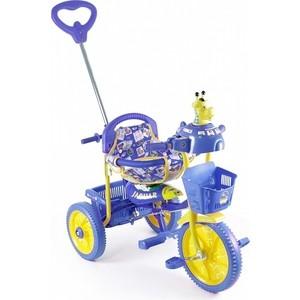 Велосипед трехколесный Funny Scoo MS-0745/1 синий