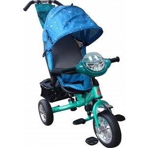 Велосипед трехколесный Funny Scoo Next Pro (MS-0521 IC) аква велосипед трехколесный funny scoo volt air ms 0576 фиолетовый