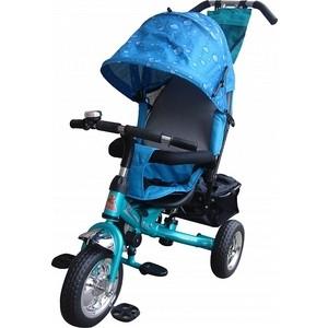 Велосипед трехколесный Funny Scoo Next Pro (MS-0521) аква