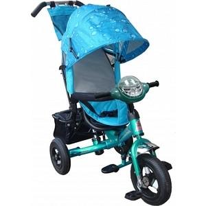 Велосипед трехколесный Funny Scoo Next Pro Air (MS-0526 IC) аква