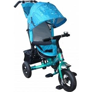 Велосипед трехколесный Funny Scoo Next Pro Air (MS-0526) аква