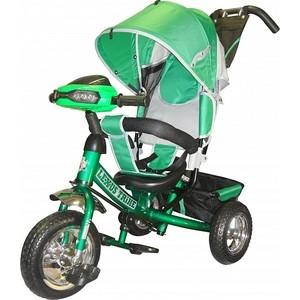 Велосипед трехколесный Funny Scoo Racer Trike (MS-0630 IC) зеленый