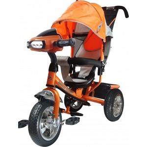 Велосипед трехколесный Funny Scoo Racer Trike (MS-0630 IC) оранжевый