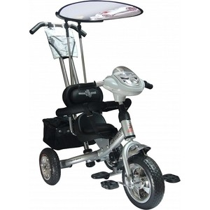 Велосипед трехколесный Funny Scoo Volt (MS-0575 IC) серебро