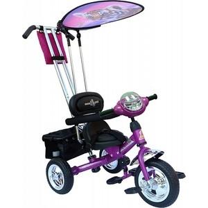 Велосипед трехколесный Funny Scoo Volt (MS-0575 IC) фиолетовый funny pages