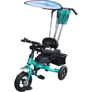 Велосипед трехколесный Funny Scoo Volt Air (MS-0576) аква