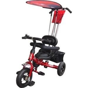 Велосипед трехколесный Funny Scoo Volt Air (MS-0576) бордовый