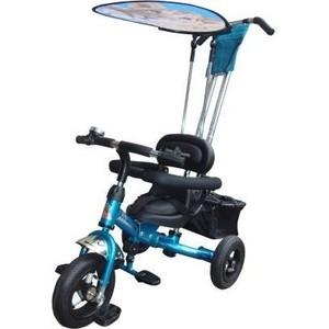 Велосипед трехколесный Funny Scoo Volt Air (MS-0576) голубой funny pages