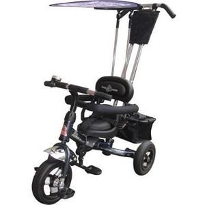Велосипед трехколесный Funny Scoo Volt Air (MS-0576) графит цена и фото