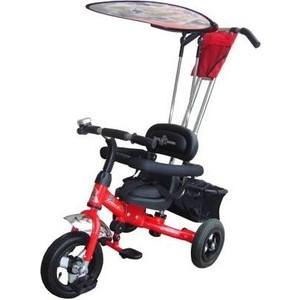 Велосипед трехколесный Funny Scoo Volt Air (MS-0576) красный