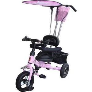 Велосипед трехколесный Funny Scoo Volt Air (MS-0576) розовый