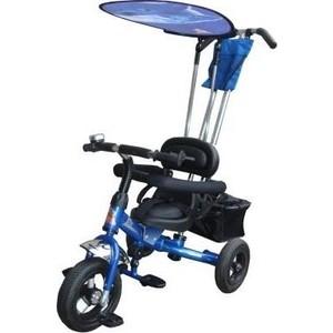 Велосипед трехколесный Funny Scoo Volt Air (MS-0576) синий